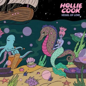 Hollie Cook, Vessel Of Love, Pink Viny LP, Std Black Vinyl LP, CD.
