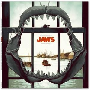 john williams, Jaws, Motion Picture Soundtrack, Double Vinyl LP