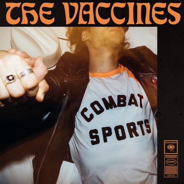 signed, The Vaccines, Combat Sports, Orange Vinyl LP, Std Vinyl LP, CD.