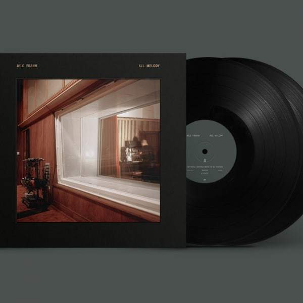 Nils Frahm, All Melody, Double Vinyl LP, CD.