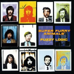 Super Furry Animals, Fuzzy Logic 20th Anniversary Deluxe Edition, Vinyl LP, 2xCD.