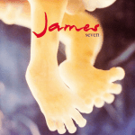 James, Seven, double vinyl lp