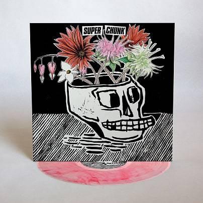 Superchunk, What A Time To Be Alive, Clear Pink Vinyl LP, Std Black Vinyl LP, CD.