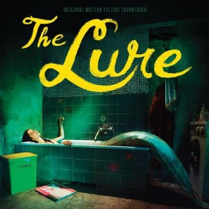 The Lure movie Soundtrack, Dayglo Mermaid Green Vinyl LP.