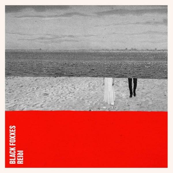Black Foxxes, Reidi, White Vinyl LP, CD