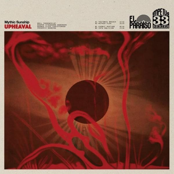 cd, Mythic Sunship, Upheaval, Vinyl LP.