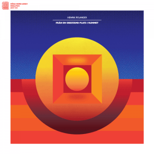 Henrik Rylander, Fran En Obestamd Plats I Rummet, Vinyl LP.
