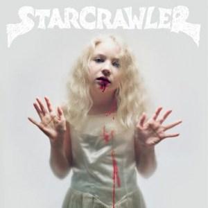 Starcrawler, S/T Starcrawler, White Vinyl LP, Std Vinyl LP, CD.