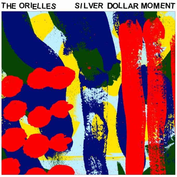 debut album, The Orielles, Silver Dollar Moment, coloured vinyl lp, std vinyl lp, cd