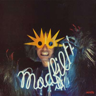 Madfilth, S/T Madfilth, Released via Finders Keepers on Vinyl LP.