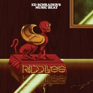 riddles, ed schrader's music beat, vinyl lp, cd
