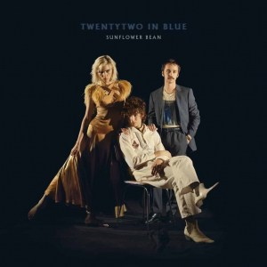 Sunflower Bean, Twentytwo In Blue, Ltd Blue Vinyl LP, Std Vinyl, CD.