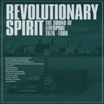 Various Artists,  Revolutionary Spirit, The Sound Of Liverpool  1976-1988, Deluxe 5cd Boxset
