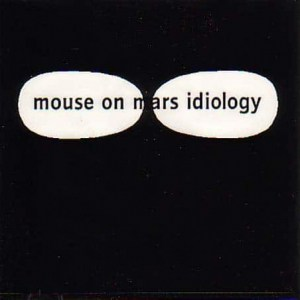 Mouse On Mars, Idiology, white coloured vinyl lp