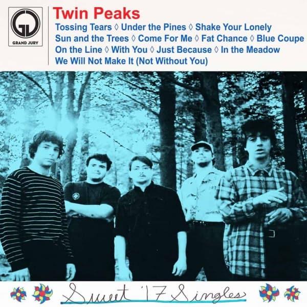 Twin Peaks, Sweet 17 Singles, vinyl lp