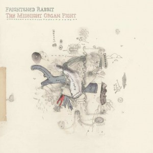 Frightened Rabbit, The Midnight Organ Fight 10th Anniversary Edition, vinyl lp