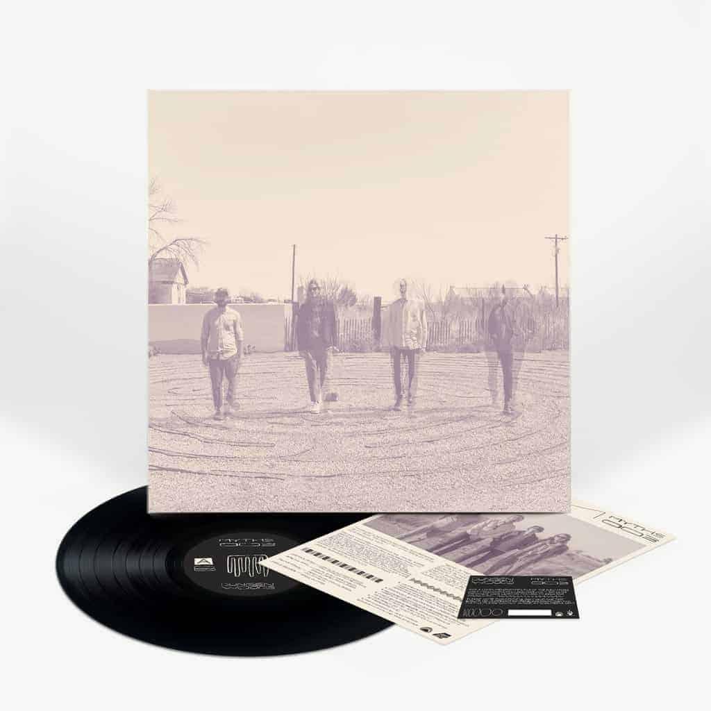 Dungen Amp Woods Myths 003 Vinyl Lp Five Rise Records