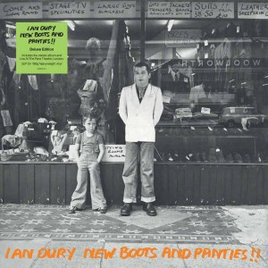 Ian Dury , New Boots And Panties!!, Demon Records , Double Vinyl LP.