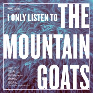 Various Artists , I Only Listen to the Mountain Goats, All Hail West Texas,  Merge Records , Double Vinyl LP (Opaque Pink/Opaque Blue)