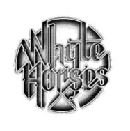 Whyte Horses , Empty Words,CRC Music ,Ltd edition Vinyl LP , Alternate Sleeve, Std Vinyl LP, CD.