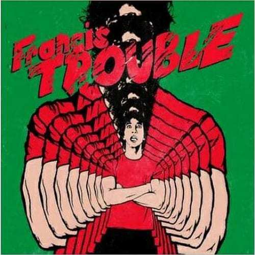Albert Hammond Jr , Francis Trouble,Red Bull Records, Vinyl LP, CD.
