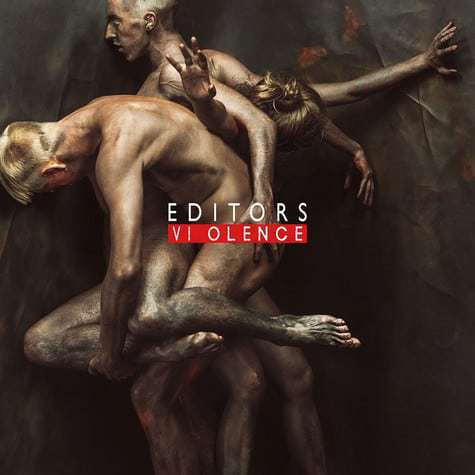 Editors , Violence, Play It Again Sam, Deluxe Coloured Vinyl, Std Vinyl LP, Deluxe CD, CD.