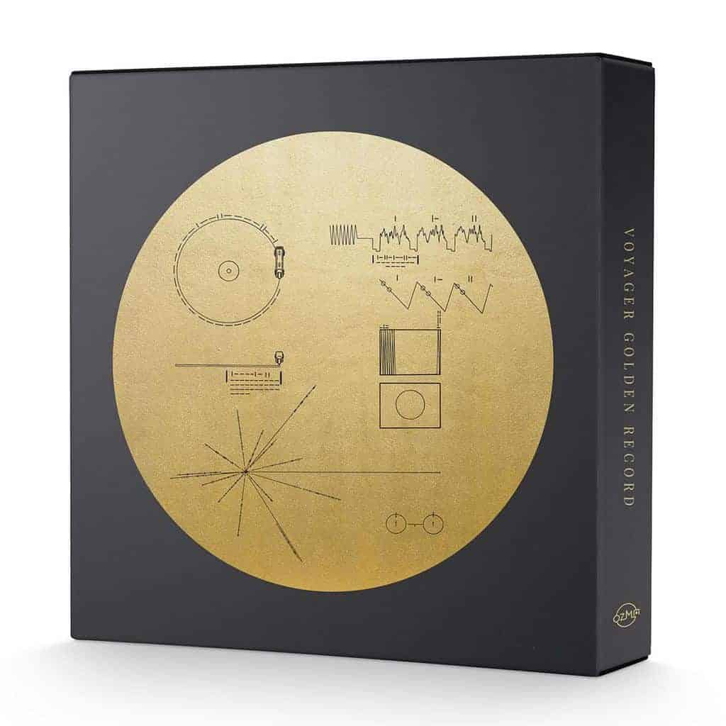 The Voyager Golden Record 3x Vinyl Boxset Cd Five