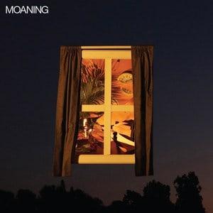 Moaning , S/T Moaning, Coloured Vinyl LP, Std Vinyl LP, CD.