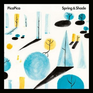 "PicaPica , Spring & Shade,Rough Trade ,10"" Vinyl LP."