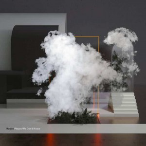 Kasbo , Places We Dont Know, Counter Records , Vinyl LP, CD.
