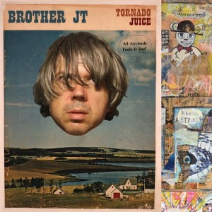 Brother JT , Tornado Juice, Thrill Jockey , Vinyl LP, CD.