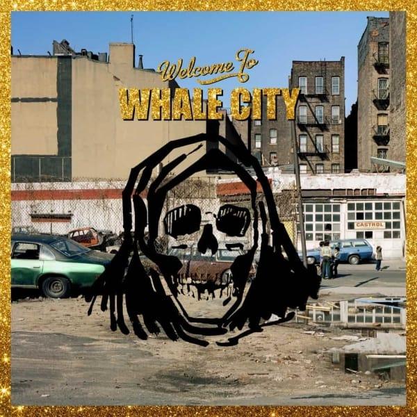 Warmduscher , Whale City ,The Leaf Label ,Vinyl LP, CD.