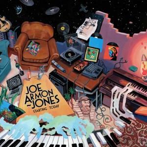 Joe Armon Jones , Starting Today,Brownswood Recordings , Vinyl LP, CD.