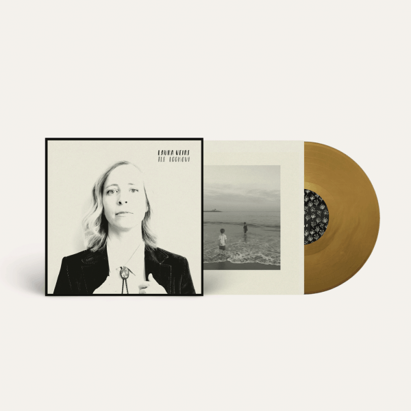 Laura Veirs , The Lookout, Bella Union , Gold Vinyl LP, CD.