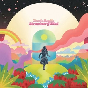 Jessie Baylin , Strawberry Wind, New West Records ,coloured Supermoon Cream Vinyl LP.