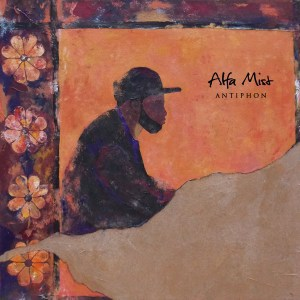 Alfa Mist , Antiphon,Black Acre,Double Orange Vinyl LP.