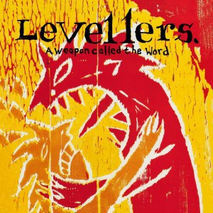 The Levellers , A Weapon Called The Word,On The Fiddle , Vinyl LP.