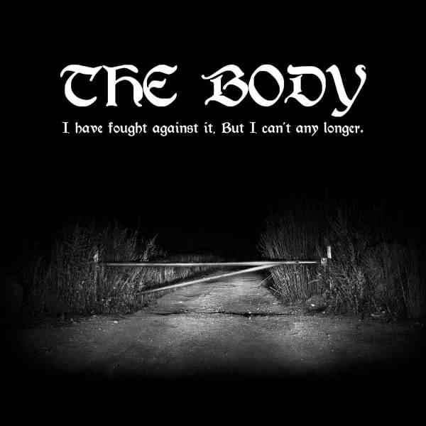 The Body ,I Have Fought Against It, But I Cant Any Longer, Thrill Jockey , Coloured Double Vinyl LP, CD.