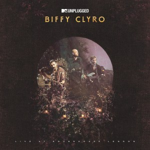 Biffy Clyro , MTV Unplugged (Live at Roundhouse London), Warner, Deluxe Vinyl LP, CD, DVD+CD.