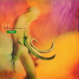 The Breeders , Pod,4AD, Vinyl LP.