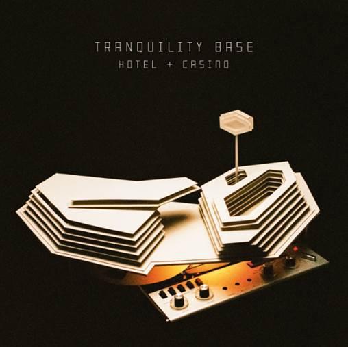 Transparent Deluxe Vinyl LP, Std Vinyl LP, CD,Arctic Monkeys, Tranquility Base Hotel & Casino,