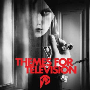 Johnny Jewel , Themes For Television, Italians Do It Better ,Double Red Vinyl, CD.