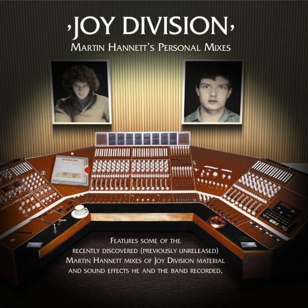 Joy Division , Martin Hannetts Personal Mixes,Ozit, Double Vinyl LP.