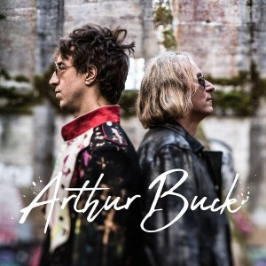 Arthur Buck , S/T Arthur Buck,  New West Records, split Coloured Vinyl, Std Vinyl, CD.
