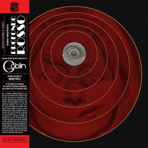 deep red,Goblin , Profondo Rosso,Mondo,Double Vinyl LP.