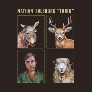 Nathan Salsburg , Third, No Quarter ,Vinyl LP, CD