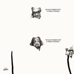 Bugge Wesseltoft ,Prins Thomas , S/T,  Smalltown Supersound,Double Vinyl LP, CD.