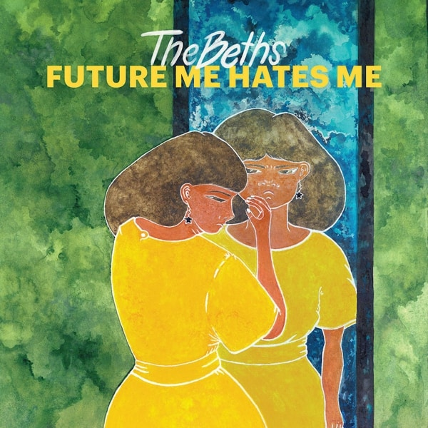 The Beths , Future Me Hates Me,Carpark Records,Tangy Yellow Vinyl, CD.