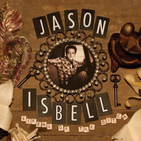 deluxe edition,Jason Isbell , Sirens Of The Ditch,New West Records,Double Vinyl LP, CD.