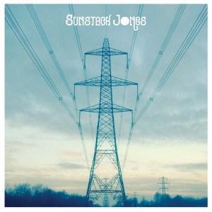 Sunstack Jones , S/T Sunstack Jones,Delta Sonic, Blue Vinyl, CD.